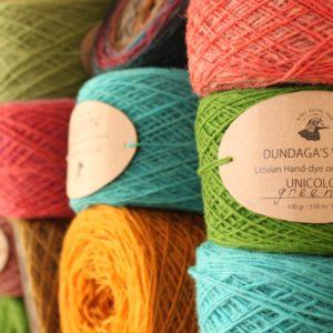 Factory Dundaga's wool