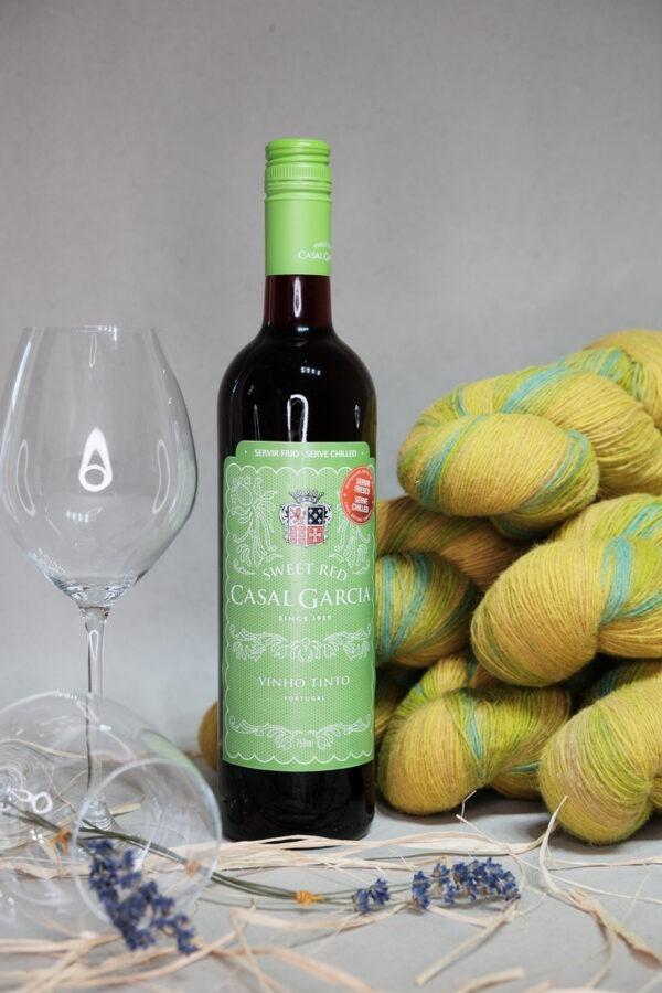 Víno pro kamarádku